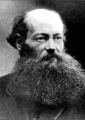 Photo of Peter Kropotkin